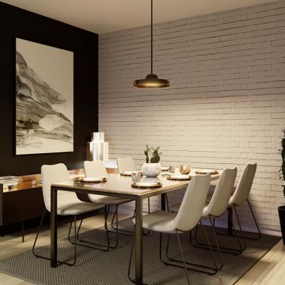 2 Bedroom Residence Dining