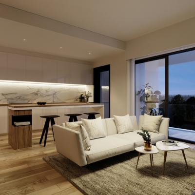 Interiors: 2 Bedroom Residences